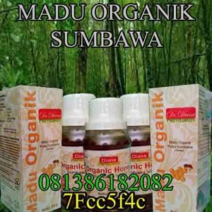 madu organik sumbawa