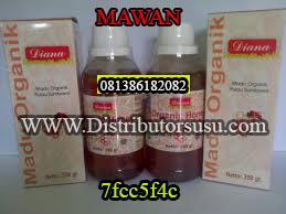 manfaat madu organik