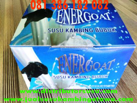 Susu Kambing Energoat Jambi