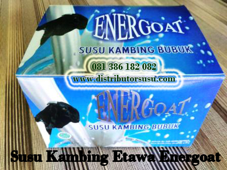 Harga Susu Kambing Etawa Bubuk Asli Energoat Di Aceh