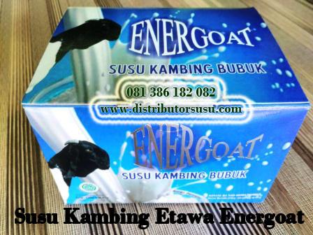 Harga Susu Kambing Etawa Bubuk Asli Energoat Di Jakarta