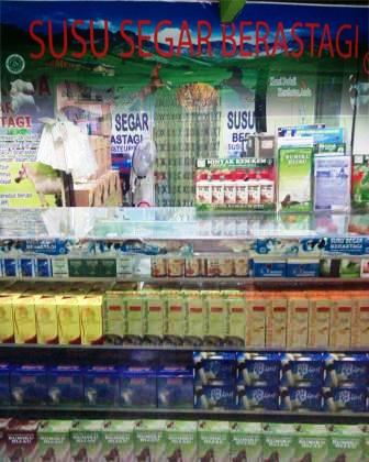 Jual Susu Kambing Etawa Cair Organik Di Medan