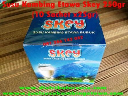 Susu Kambing Etawa Energoat Palembang