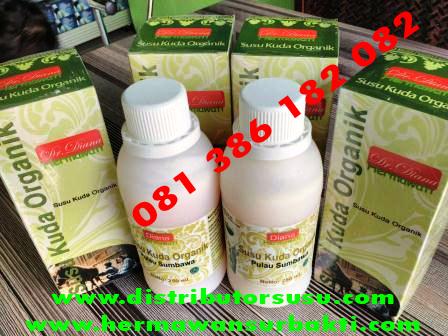 Susu Kambing Etawa Energoat Bengkulu