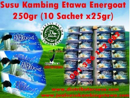 Susu Kambing Etawa Energoat Binjai
