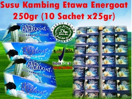 Jual Susu Kambing Etawa Energoat Tarutung