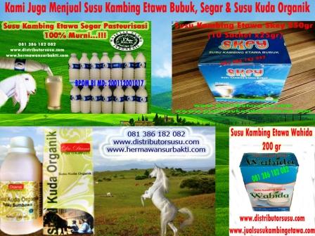 Susu Kambing Medan